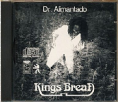Dr. Alimantado - Kings Bread (Keyman) CD